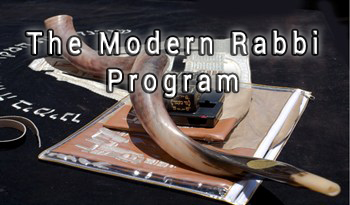 The Modern Rabbi Program